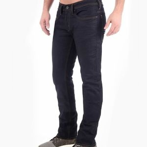 Buffalo | men's evan-x basic slim stretch jeans